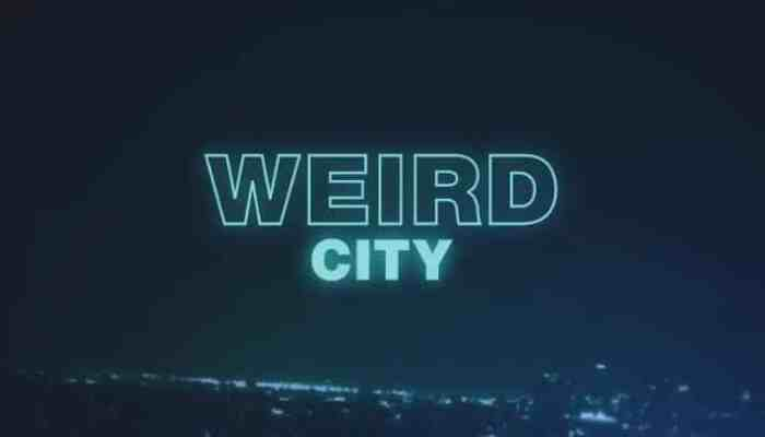 weird city on youtube premium
