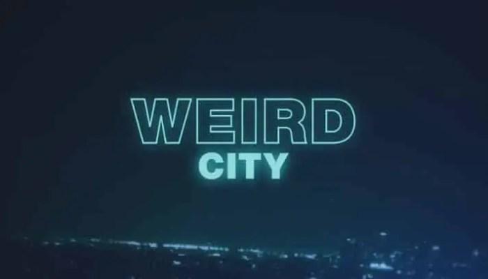 weird city on youtube premium