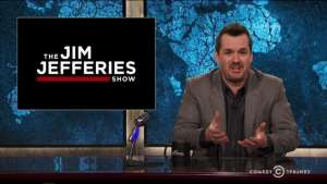 The Jim Jefferies Show Renewed For Season 3