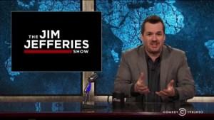 The Jim Jefferies Show Renewed For Season 3