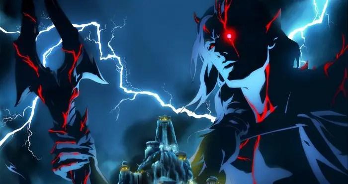 Netflix Orders New Anime Series Gods & Heroes