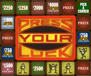 PRess Your Luck And Card Sharks Revived By ABC
