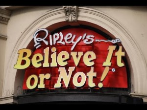 Travel Channel Revives Ripley's Believe It Or Not
