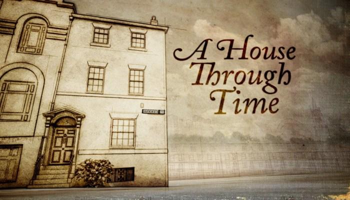 A House THrough Time Renewed For Season 3