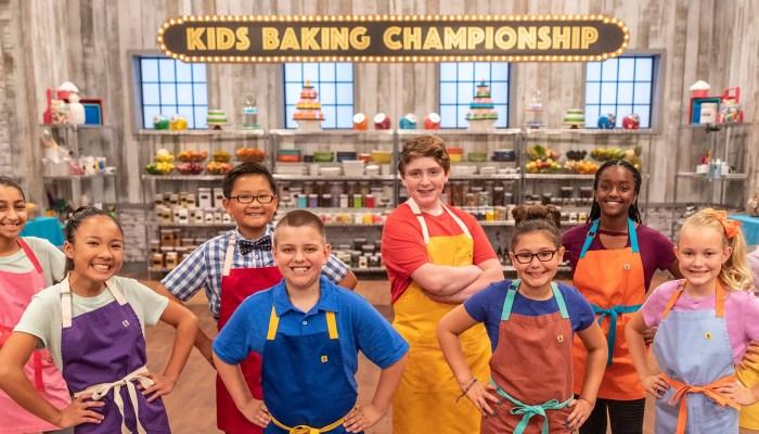 Food Network' 'Kids Baking Championship' Renewed For Season 7 +