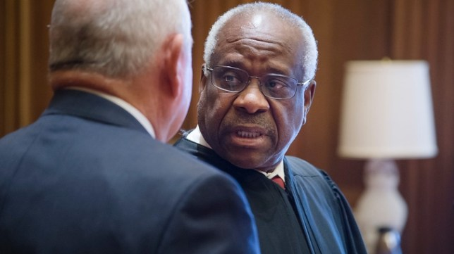 Clarence Thomas is going to be faced with an unthinkable decision that no one saw coming