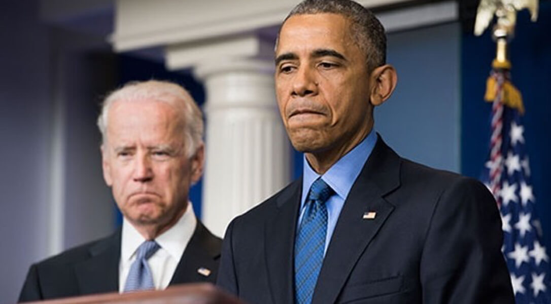 Barack Obama told a crowd of supporters this terrible truth about Joe Biden | Renewed Right