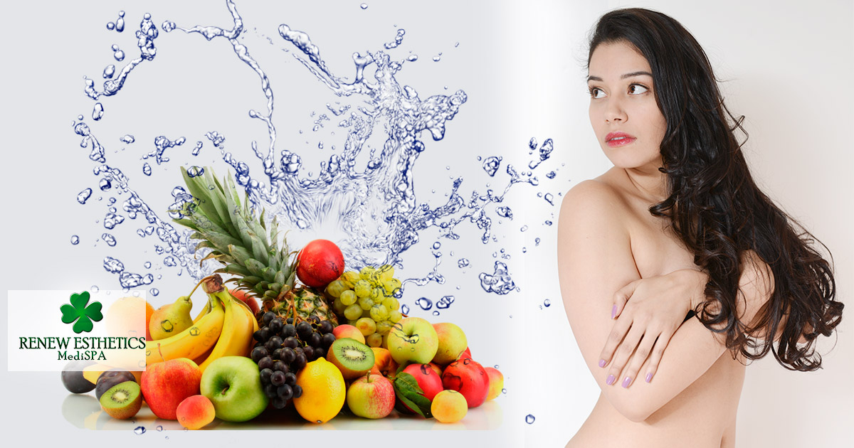 10 foods to fight cellulite