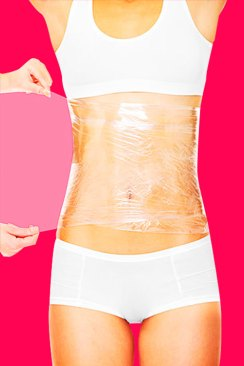 Slimming body wrap in Astoria NYC