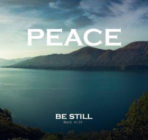 peace, still, water, scenery