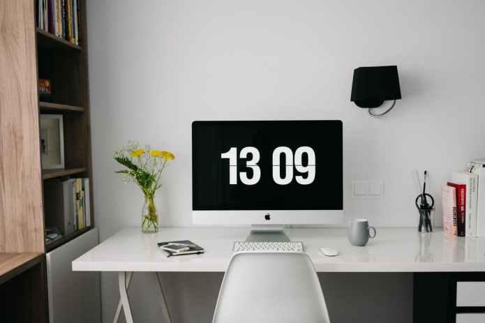 Time, Season, Work Space, Clock, Desk, Home Office, Writing, Blogging, Journaling