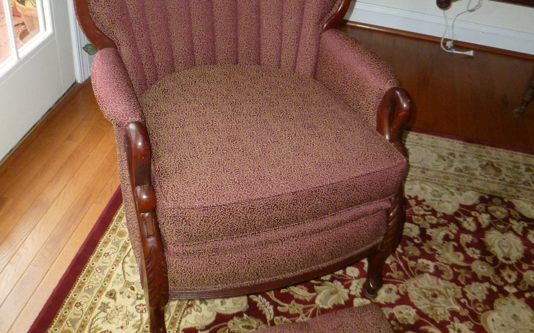 When to Consider Re-Upholstery