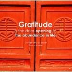 2015 Daily Dose of Gratitude