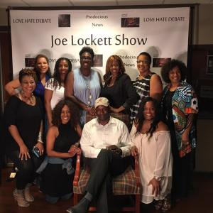 I Am Woman Network Takes Over the Joe Lockett Show