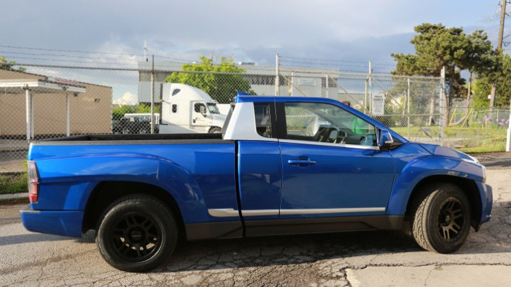 Auto Maker Havelaar Joins Electric Pickup Race with Bison