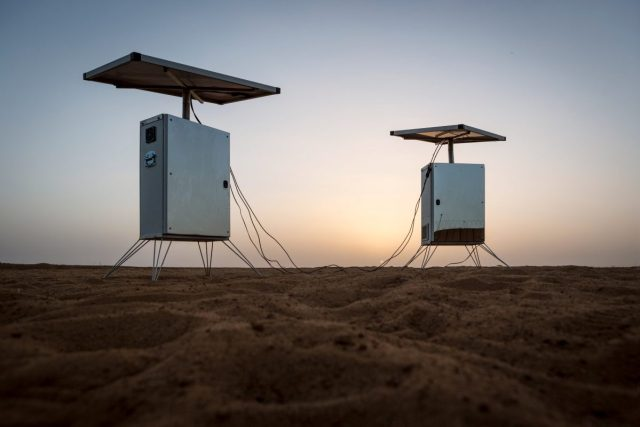 New Device Creates Water Out of Air – Even in the Sahara Desert