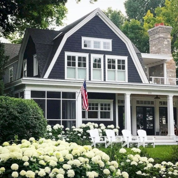Best Exterior House Paint Color Combinations 08