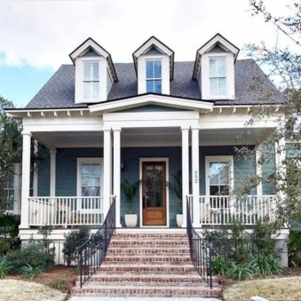 Best Exterior House Paint Color Combinations 17