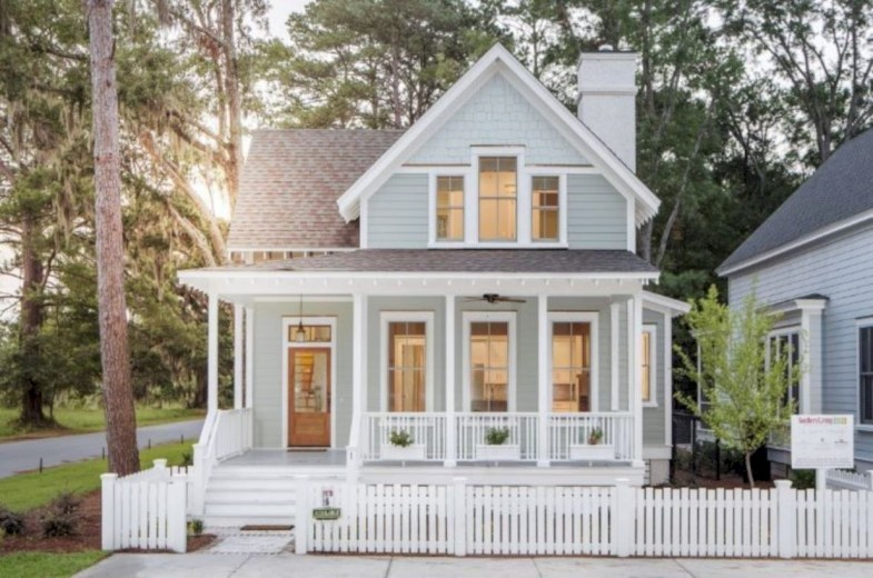 Best Exterior House Paint Color Combinations 19