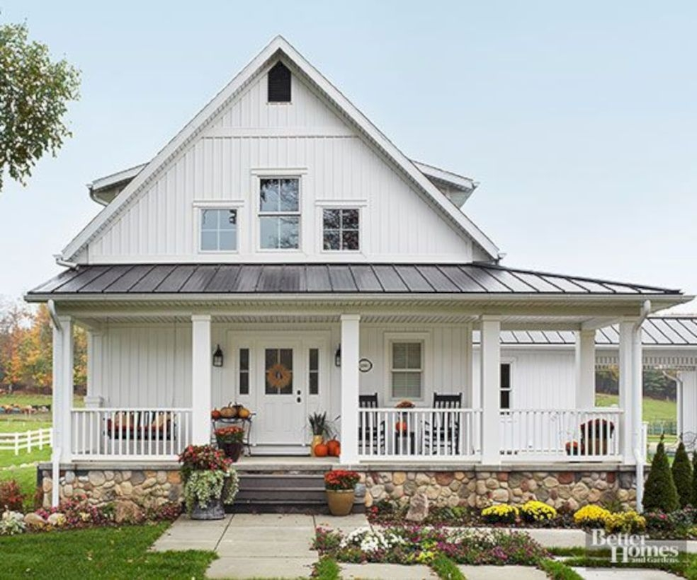 Best Exterior House Paint Color Combinations 30