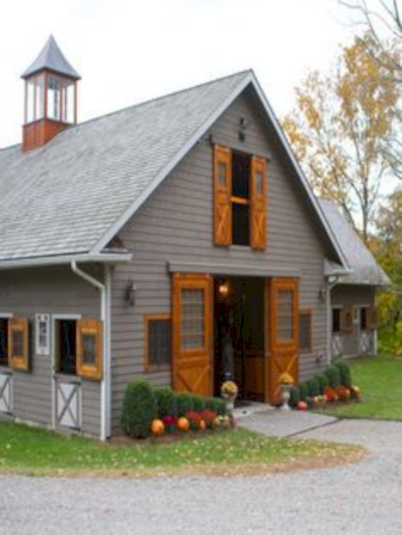 Best Exterior House Paint Color Combinations 34