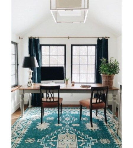 Bohemian Home Office Decor To Inspiration 27