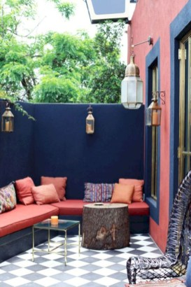 Color For Outdoor Space 27