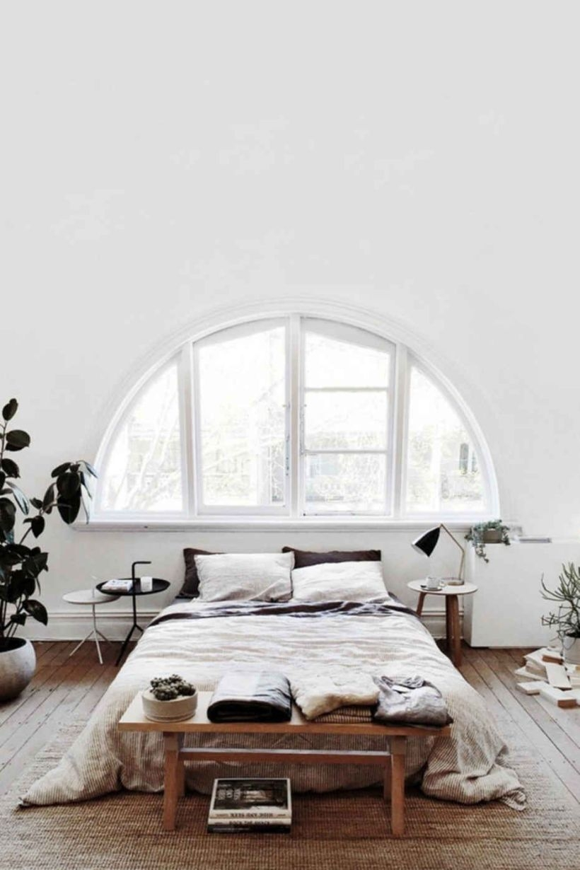 Cozy Bedroom Ideas For Your Tiny Apartment 11