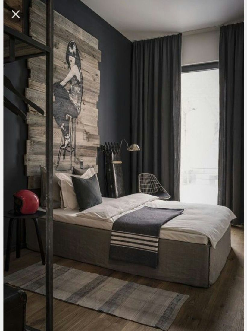 Cozy Bedroom Ideas For Your Tiny Apartment 37