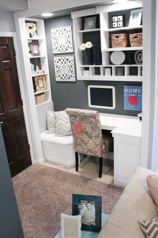 Craft Room Storage Projects For Your Home Office 07