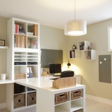 Craft Room Storage Projects For Your Home Office 11