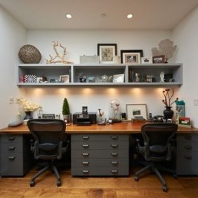 Craft Room Storage Projects For Your Home Office 20