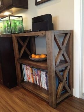 DIY Rustic Wood Furniture Ideas 12