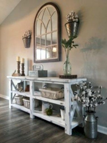 DIY Rustic Wood Furniture Ideas 17