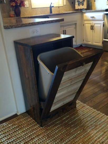 DIY Rustic Wood Furniture Ideas 25