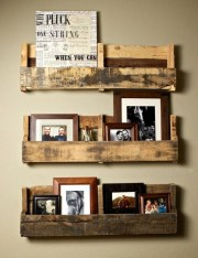 Easy DIY Ideas For Old Pallet Wood 25