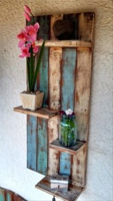 Easy DIY Ideas For Old Pallet Wood 41