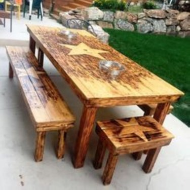 Easy DIY Ideas For Old Pallet Wood 48