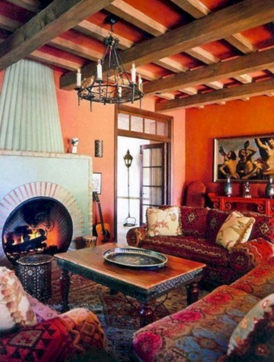 Eclectic Home Design Style Characteristics To Inspire 06