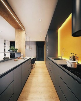 Fabulous Interior Design For Small Kitchen 24