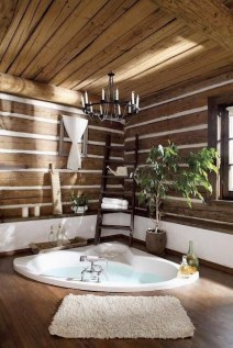 34 Lovely House Plants In The Bathroom01