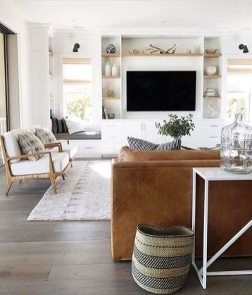 Neat And Cozy Living Room Ideas For Small Apartment 13