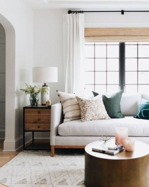 Neat And Cozy Living Room Ideas For Small Apartment 23