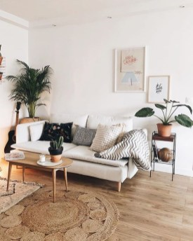 Neat And Cozy Living Room Ideas For Small Apartment 44