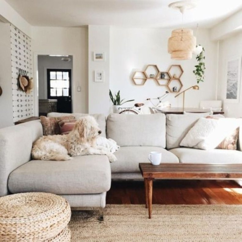 Neat And Cozy Living Room Ideas For Small Apartment 45