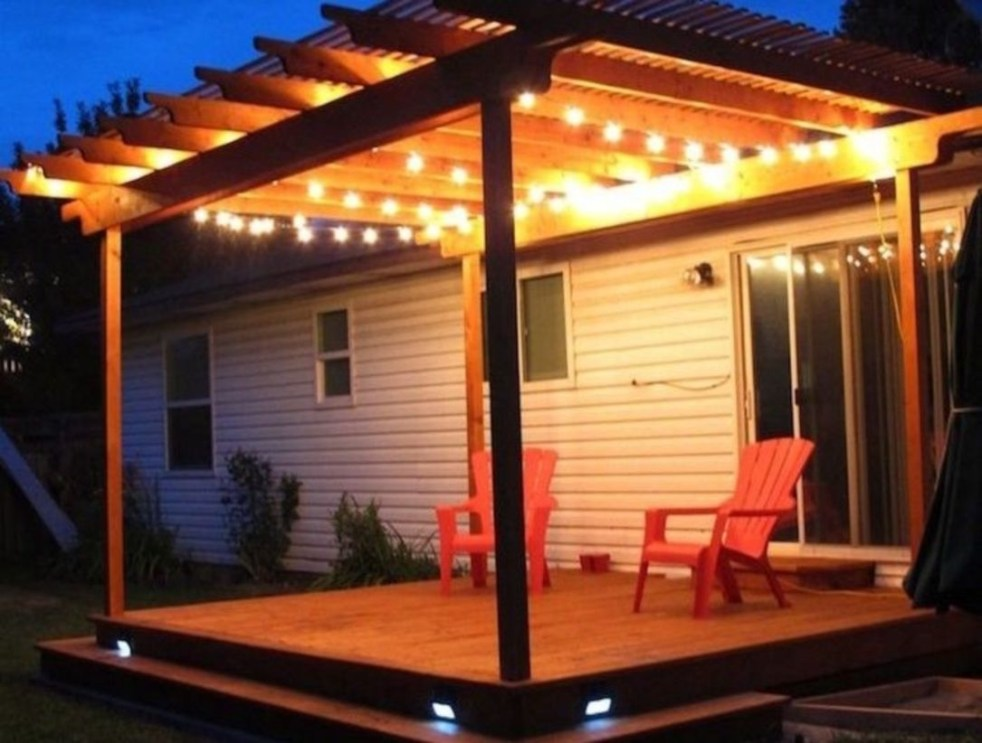 Pergola Ideas To Keep Cool This Summer 32
