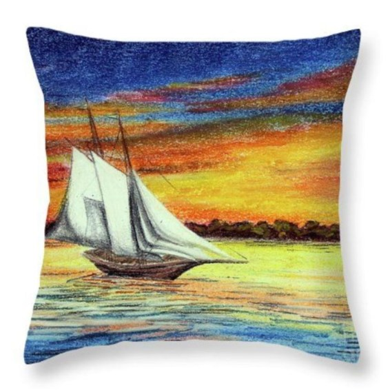 Set Art Throw Pillow In Your Home Decoration 17