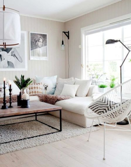 Small Apartment Decorating Ideas On a Budget 23
