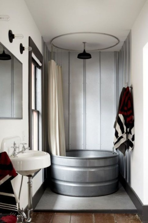 Small Bathroom Makeovers That Give Us Hope 02