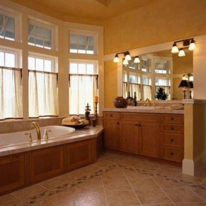 Small Bathroom Makeovers That Give Us Hope 27